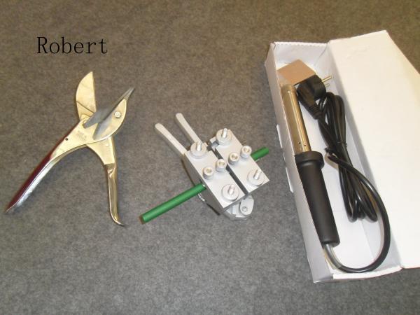 Quality Набор пояса полиуретана уретана сваривая с стойкой/шнуром палочки жары отрезанными с инструмента for sale