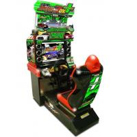 China Coin Operated Midnight Maximum Tune 3Dx Car Racing Video Machine For Amusement on sale