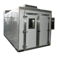 China OEM Acceptable Industrial Lab Used Vehicle Walk In Test Chamber Climatic Weathering Simulation Temperature wholesale