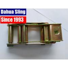 China 2 inch 2000kgs Ratchet Strap Parts Buckle For Tie Down Straps wholesale