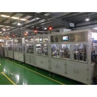Buy cheap Buckle Pipe Clamp Machine Assembly Line 1200pcs/H Effectiveness , Customized Size from wholesalers
