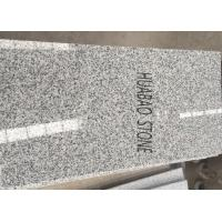 China White Granite Countertop Slabs , Granite Wall Tiles 300*600mm 400*400mm Tile Panel Size on sale