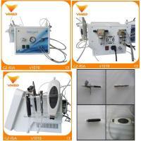 Portable Ultrasonic Oxygen Spray diamond dermabrasion Hydrafacial Skin Care Machine