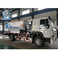 China Sinotruk 8T Site mixed granular ANFO Explosive Truck BCLH/BCRH/BCZH Blue wholesale