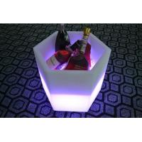 Buy cheap Led Ice Buckets Wholesale From Audited Factory With CE SGS UL Certification from wholesalers