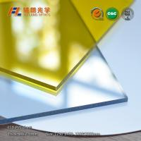 China Transparent Colored Anti Static Sheet 16mm Polycarbonate Panels ISO Approved wholesale