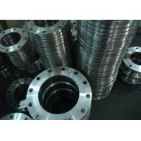 China F304L / 316L Class 150LB Stainless Steel Pipe Flange Duplex Steel Blind Flanges wholesale
