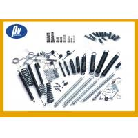 China Steel White Painted Heavy Duty Extension Springs For Trampoline / Door Locks wholesale