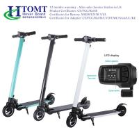 China Most Powerful Folding Lightweight Electric Scooter Motorized Kick Scooter wholesale
