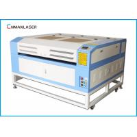 China Wood Acrylic Leather EFR RECI 3d Co2 Laser Engraving Machine 80w 100w wholesale