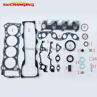 China 2RZ 2RZ-E FOR TOYOTA HIACE III 2.4 4WD Full Set Engine Parts Auto Parts Engine Gasket Hot Sale 04111-75030 50126700 wholesale