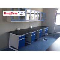 China Physical Laboratory Phenolic Resin Countertop Chemical Resistance Solid Core wholesale