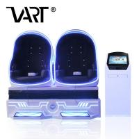 China Playstation Vr Double Seats 9D Vr Cinema Arcade Game Machine For Kids And Adults on sale