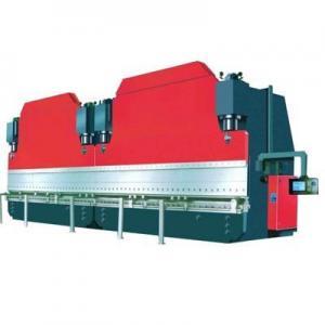 China CNC WC67K 2-Sets of Tandem Hydraulic Press Brake on sale