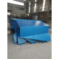 China Good Quality 1-5 Layers Linear vibrating screen used for chickpeas white sorghum wholesale
