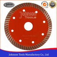 China OEM Accepted Diamond Tile Saw Blade For Angle Grinder Smooth Cutting wholesale