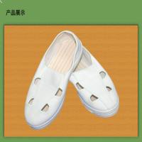 China Mens ESD Cleanroom Working Anti Static Safety Shoes Footwear with Four Eyes wholesale
