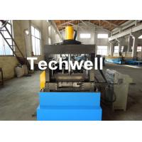 China Q235 12-15m/min Forming Speed Cable Tray Forming Machine With 1.8-2.3mm Thickness on sale