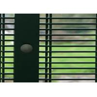 China Anti - Cut Barbed Wire Mesh 358 Security Fence For Airport / Residential wholesale