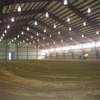 China Prefab Steel Metal Building Kit for Horse Riding Arena,basket ball hall wholesale