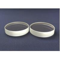 China 10-100mm Diameter Infrared Lenses Plano - Plano Sapphire Protect Uncoated Window wholesale