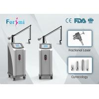 ensure stable and even laser output technolog resurfacing fractional co2 laser fractional co2 laser for ski
