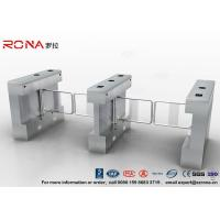 Buy cheap Automatic Pedestrian Swing Gate RFID Card Reader Infrared Sensor Security from wholesalers