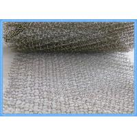 China Knitted Stainless Steel Woven Wire Mesh Tube Gas Liquid Filter Crochet Weaving wholesale