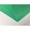 China Зеленый силикон покрыл ткань 0.85мм толщиной 1000 стеклоткани/1200/1500мм широкое wholesale