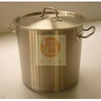 China large stainless steel stock pots on sale