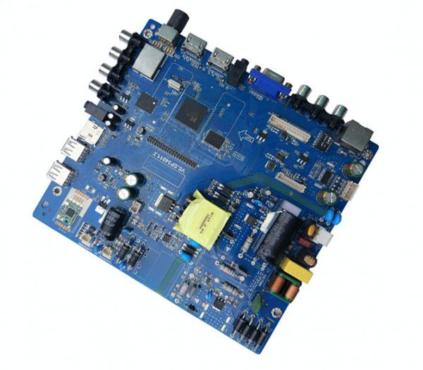 Quality One Stop Solution SMT PCB Assembly For Network Control Board UL Approved for sale