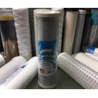 """10"""" 1 Micron Drinking Water Filter Cartridges with CTO Activated Carbon / Coconut Carbon Block"""