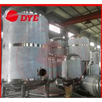 China DYE Manual Insulated Bright Beer Tank , Stainless Steel Storage Tank wholesale