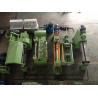 Glvanized 8MT Hydraulic Steel Coil Slitting Line / Hydraulic System