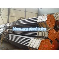 China DIN 1630 St52.4 Large Diameter Carbon Steel Pipe Circular Shape For Mechanical wholesale