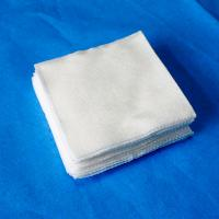 China Colorful Medical Gauze Pads For Absorbing Blood And Exudates Folded Edge on sale