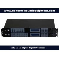 Buy cheap 2 in 6 out Digital Sound Processor / Audio Digital Signal Processor from wholesalers
