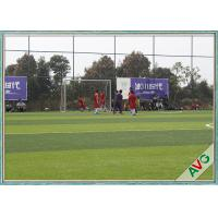 Strong Wear Resistant Degree Soccer Artificial Grass With Long Life 8800 Dtex