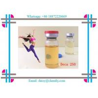 China Steroid Liquid Nandrolone Decanoate For Effective Bodybuilding CAS 360-70-3 wholesale