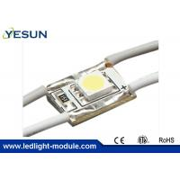China LED Channel Letters Mini 2835 LED Module IP20 120 Degree Angle 8*6.6*1.6mm wholesale