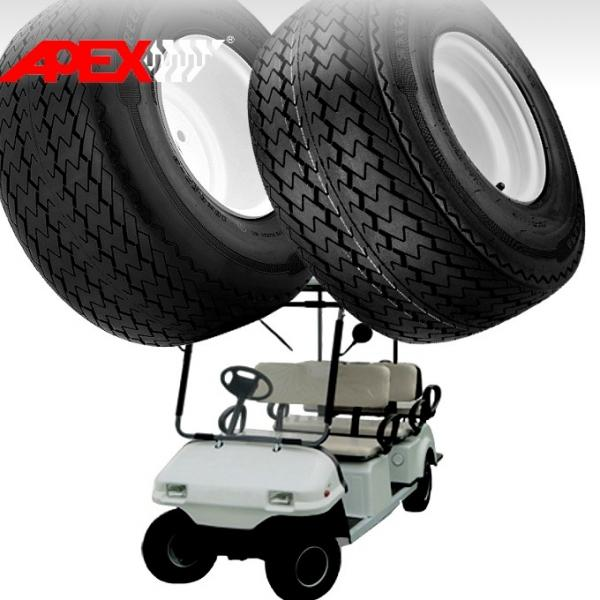 Quality Golf Cart Tire for Maini Vehicle for 18x8.50-8, 215/60-8, 20.5x8-10 for sale