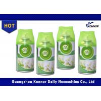 China Refillable Automatic 300ml Aerosol Air Freshener Spray For House on sale