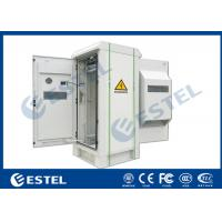 Buy cheap IP55 Outdoor Telecom Cabinet with Front Door and Rear Door, Anti Corrosion from wholesalers