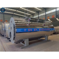 China Industrial Gas Oil Fired Steam Boiler For Garment Washing And Ironing Industry wholesale