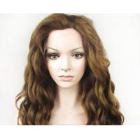 China Simplicity Full Lace Curly Human Hair Wigs 30 Inch Lace Natural Hair Wig wholesale