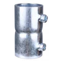 China Zinc Electro - Plated EMT To Rigid Conduit Fittings , Steel EMT Tubing Connectors wholesale