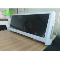 China P5 high brightness taxi led sign/taxi roof led screen/taxi top led display on sale