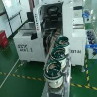 China Electric Feeder SMT Pick And Place Machine High Precision For Small LED Factory wholesale