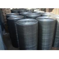 China ISO9001 1/2 Inch Electro Galvanized Wire Welded Mesh Used For Bird Cage wholesale