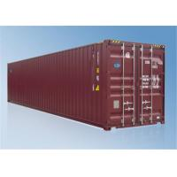 China RED Old Used Shipping Containers For Sale Standard Transport on sale